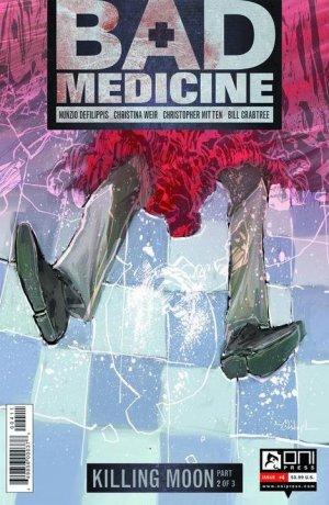 Bad Medecine # 4 Issues