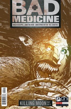 Bad Medecine # 5 Issues