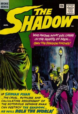 The Shadow édition Issues V1 (1964 - 1965)
