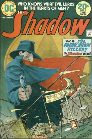 The Shadow # 2 Issues V2 (1973 - 1975)