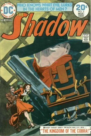 The Shadow # 3 Issues V2 (1973 - 1975)
