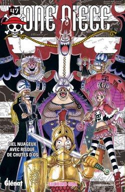 couverture, jaquette One Piece 47  (Glénat Manga)