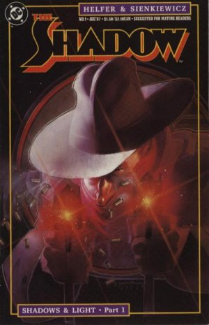 The Shadow édition Issues V4 (1987 - 1989)