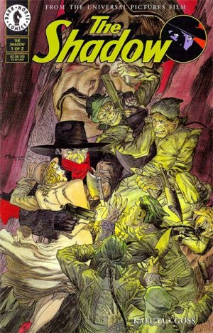 The Shadow édition Issues V5 (1994)