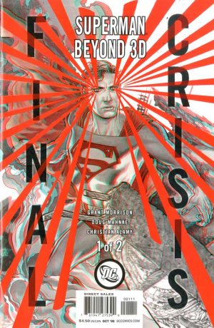 Final Crisis - Superman Beyond T.1