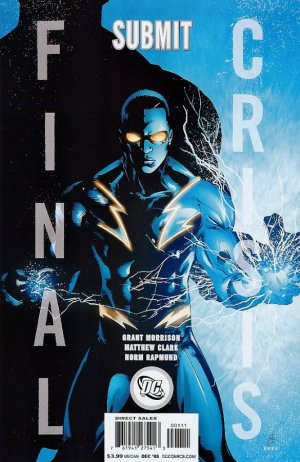 Final Crisis - Submit édition Issues