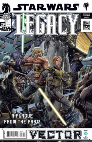 Star Wars - Legacy # 29 Issues V1 (2006 - 2010)