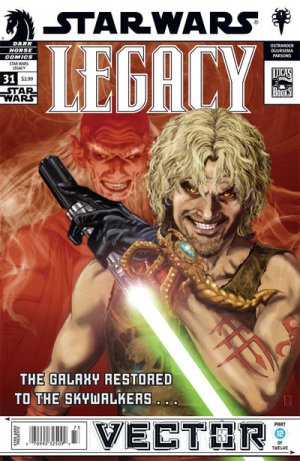 Star Wars - Legacy # 31 Issues V1 (2006 - 2010)