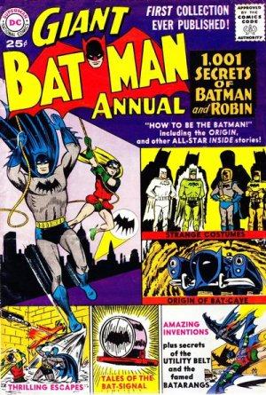 Batman édition Issues V1 - Annuals (1961 - 2011)