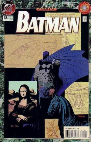 Batman # 18