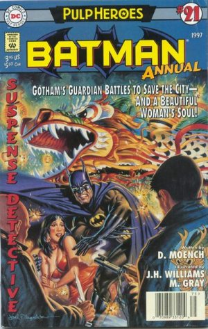 Batman # 21