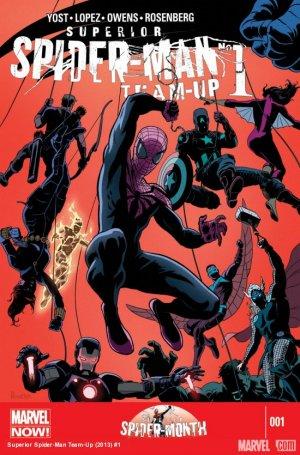 Superior Spider-man team-up # 1 Issues V1 (2013 - 2014)
