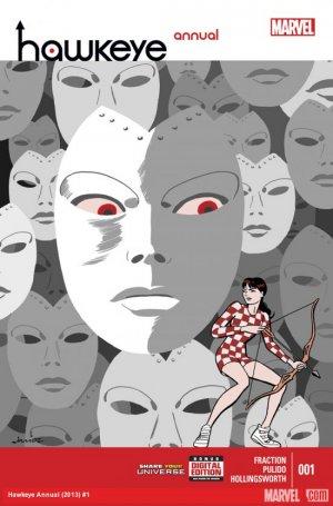 Hawkeye édition Issues V4 - Annual (2013)