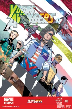 Young Avengers # 8 Issues V2 (2013 - 2014)