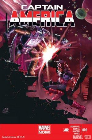 Captain America # 9 Issues V7 (2012 - 2014)