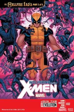 Wolverine And The X-Men # 32 Issues V1 (2011 - 2014)