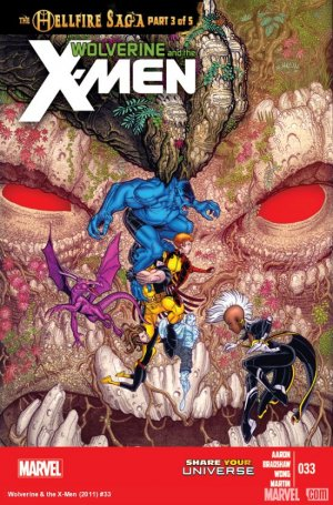 Wolverine And The X-Men # 33 Issues V1 (2011 - 2014)