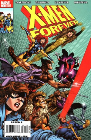 X-Men Forever édition Issues V2 (2009 - 2010)