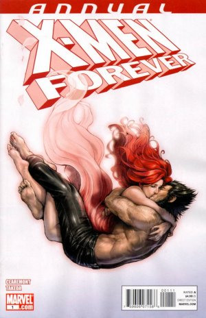 X-Men Forever édition Issues V2 - Annuals (2010)