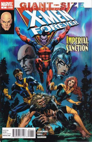 X-Men Forever édition Issues Giant-Size (2010)