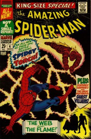 The Amazing Spider-Man # 4 Issues V1 - Annuals (1964 - 2018)