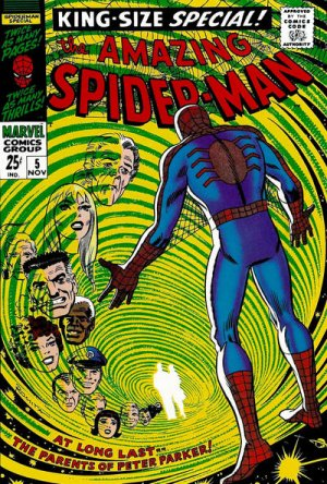 The Amazing Spider-Man # 5 Issues V1 - Annuals (1964 - 2018)