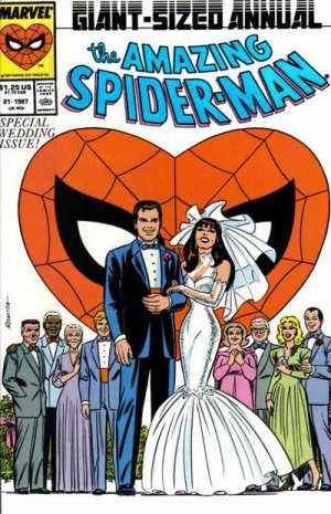 The Amazing Spider-Man # 21 Issues V1 - Annuals (1964 - 2018)