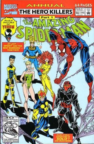 The Amazing Spider-Man # 26 Issues V1 - Annuals (1964 - 2018)