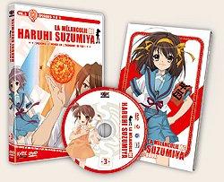 La Mélancolie de Haruhi Suzumiya édition Collector