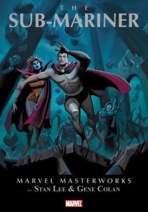 Marvel Masterworks - The Sub-Mariner édition TPB Softcover (2011)