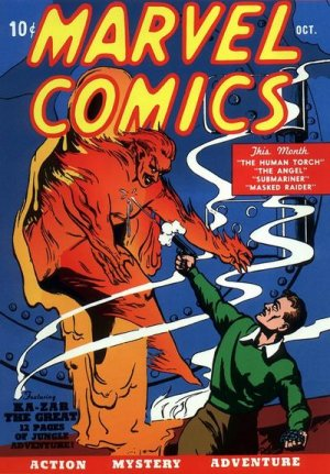 Marvel Comics # 1 Issues V1 (1939)