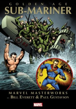 Marvel Masterworks - Golden Age Sub-Mariner édition TPB Softcover (2012)