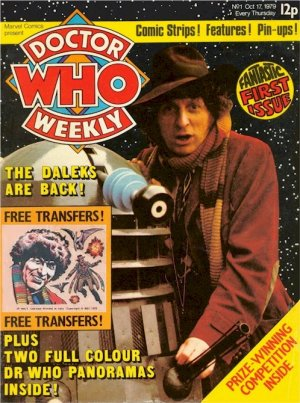 Doctor Who Magazine édition Magazines (1979 - 2001)