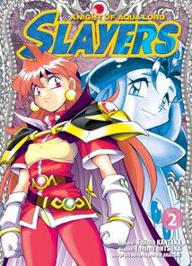 Slayers - Knight of Aqua Lord T.2