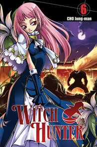 couverture, jaquette Witch Hunter 6  (Ki-oon) Manhwa