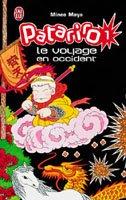 Patariro, le Voyage en Occident édition J'AI LU