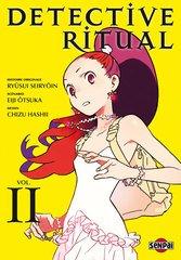 couverture, jaquette Detective Ritual 2  (Pika)