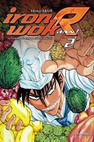 couverture, jaquette Iron Wok Jan R 2  (soleil manga)
