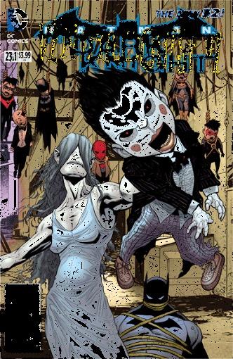 Batman - The Dark Knight # 23.1 Issues V2 (2011 - 2014)