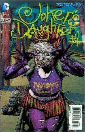 Batman - The Dark Knight # 23.4 Issues V2 (2011 - 2014)