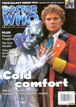Doctor Who Magazine édition Magazines (2001 - Ongoing)