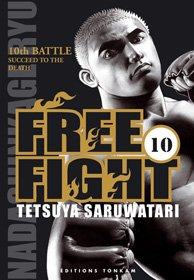 couverture, jaquette Free Fight - New Tough 10  (Tonkam)