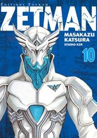 couverture, jaquette Zetman 10  (Tonkam)
