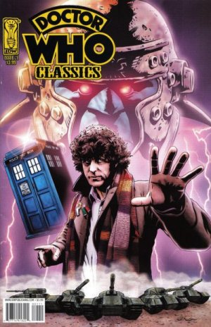 Doctor Who Classics édition Issues