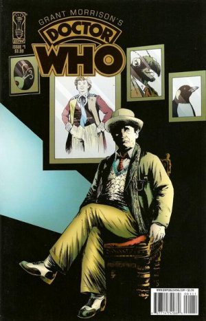 Grant Morrison's Doctor Who édition Issues