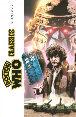 Doctor Who Classics édition Omnibus