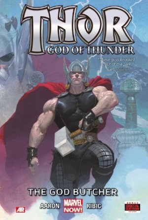 Thor - God of Thunder édition TPB Hardcover (2013 - 2014)