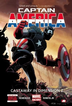 Captain America édition TPB Hardcover - Issues V7
