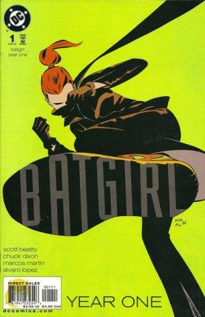 Batgirl - Année Un édition Issues (2003)