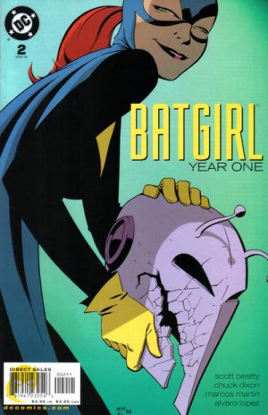 Batgirl - Année Un # 2 Issues (2003)